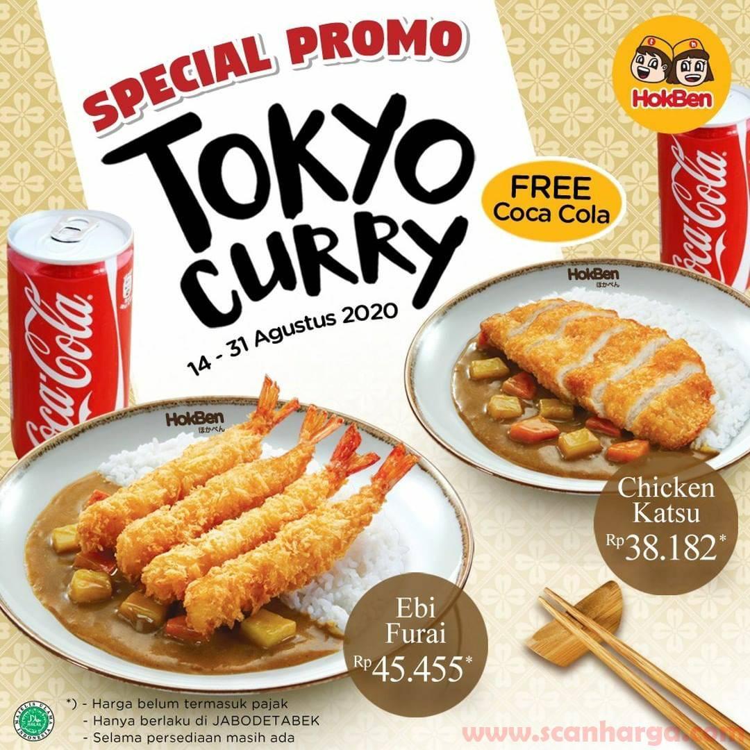 Hokben Tokyo Curry