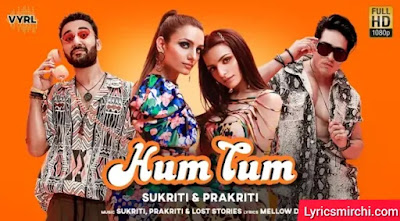 Hum Tum हम तुम Song Lyrics | Sukriti Kakar | Latest Hindi Song 2020