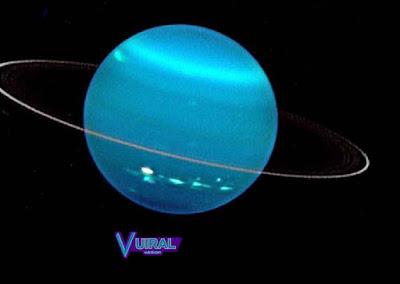 Gambar Planet Uranus Dan Ciri Cirinya