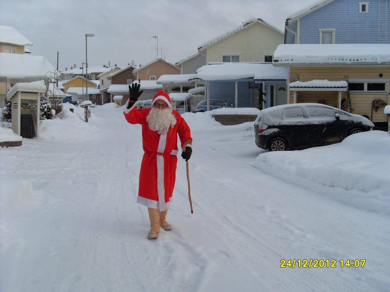 Joulupukki Turku