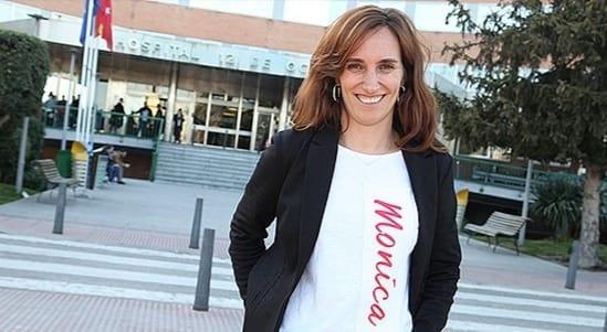 Mónica García. Más Madrid