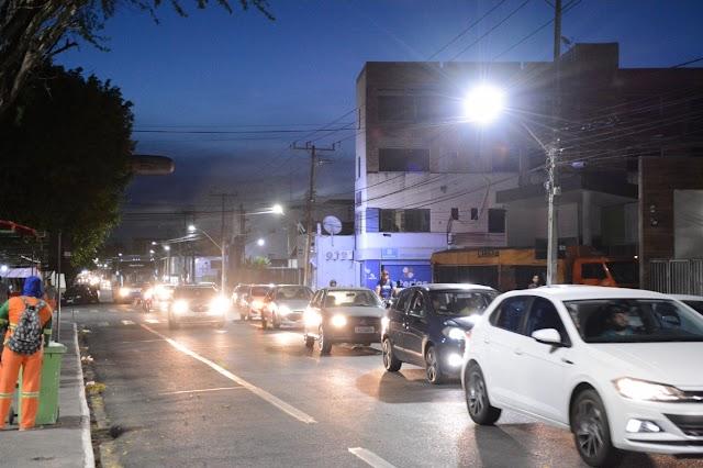 Feira será a primeira cidade da Bahia com iluminação 100 por cento em LED