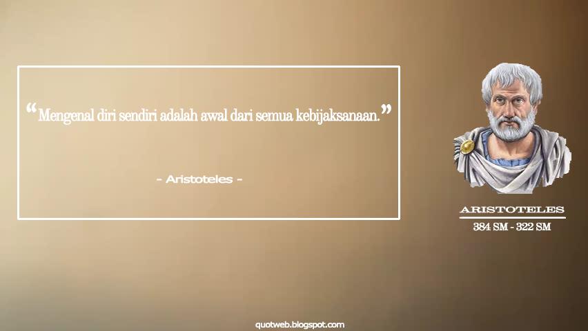 Kumpulan Kata Bijak Aristoteles Quotweb