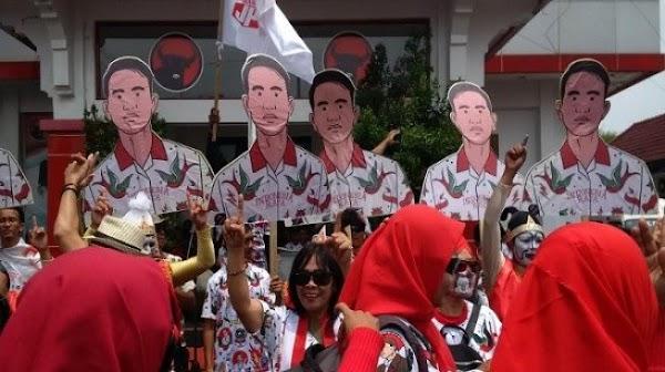 PDIP Belum Setuju Bobby dan Gibran Ikut Pilkada Medan dan Solo