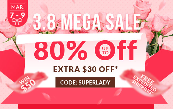 Mega Rosegal Sale