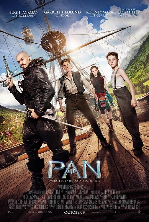 فیلم دوبله: پیتر پن (2015) Peter Pan