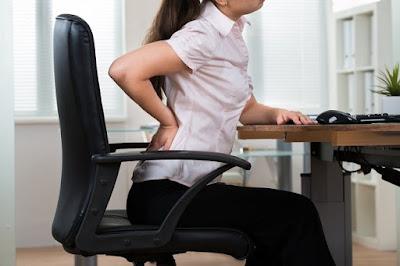 Ergonomi: posisi duduk, berdiri, membaca, berkendara yang benar