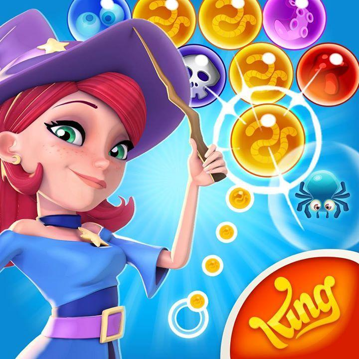Bubble Witch 2 Saga v1.115.0 Apk Mod [Vidas Infinitas]