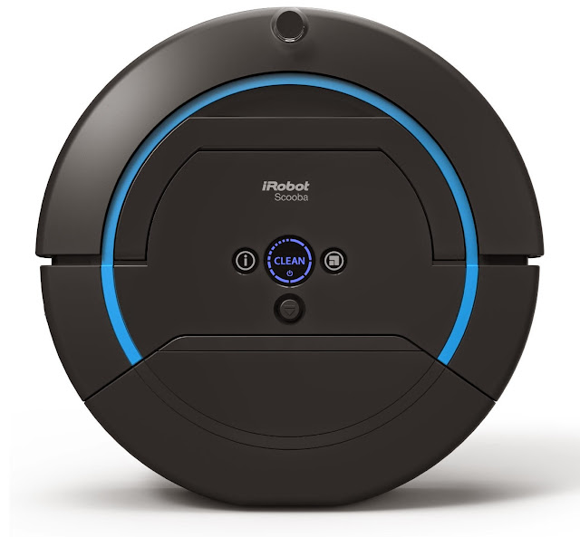 Must Have Housekeeping Gadgets - iRobot Scooba 450 Floor-Washing Robot