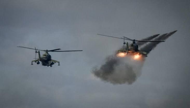 China Klaim Berhasil Uji Coba Rudal Helikopter Baru