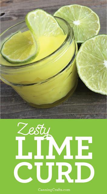 Lime curd recipe   CanningCrafts.com