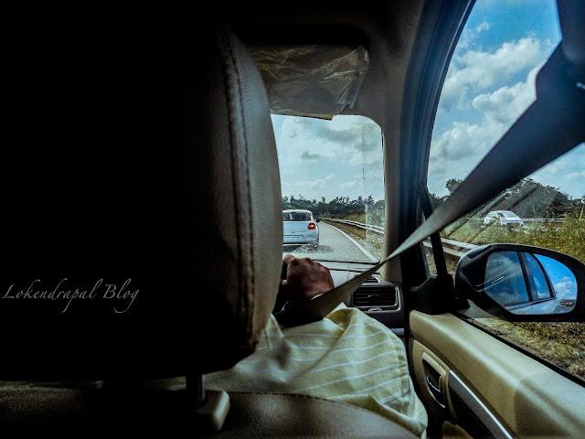 always wear seatbelt before driving