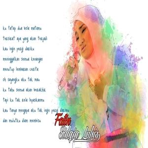 Download Lagu Fatin - Salahkah Aku Terlalu Mencintaimu