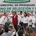 TOMAN PROTESTA ANTO, MÓNICA Y JUAN CORDOVA COMO CANDIDATOS A DIPUTADOS LOCALES