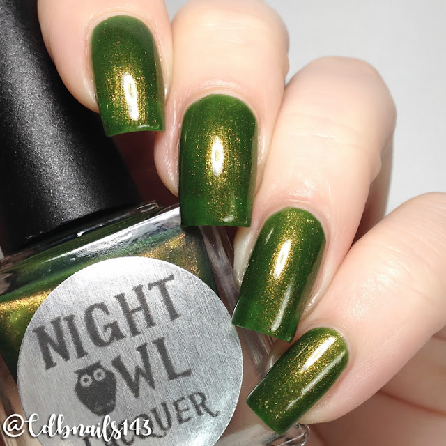 Night Owl Lacquer-New Beginnings