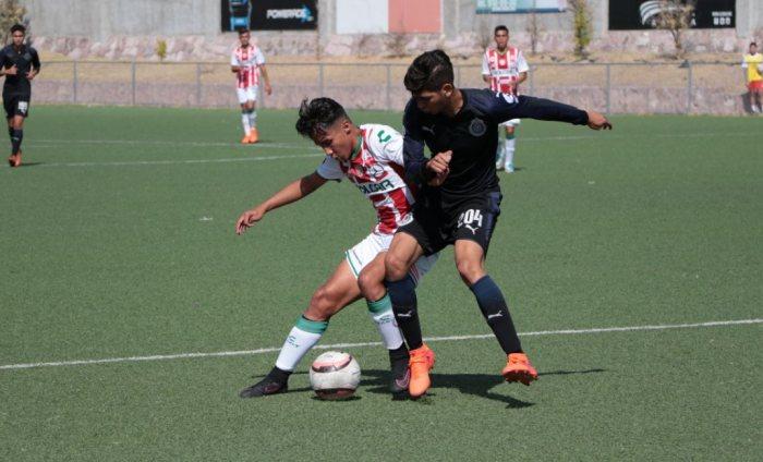 Cuarta División (Final) | Necaxa 0-2 Guadalajara