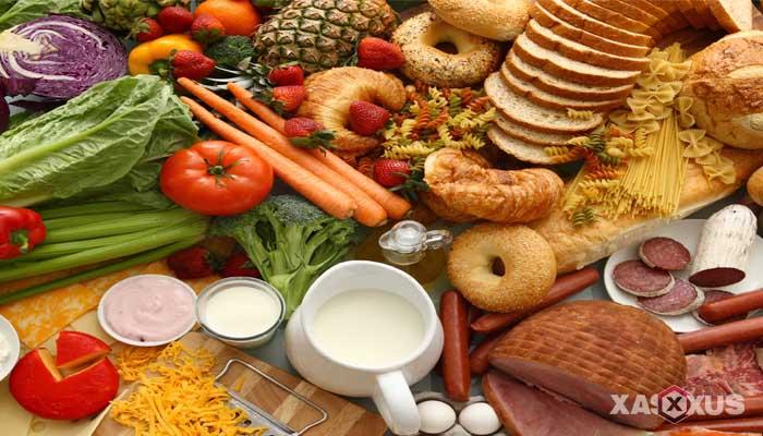 Manfaat keanekaragaman hayati sebagai sumber pangan