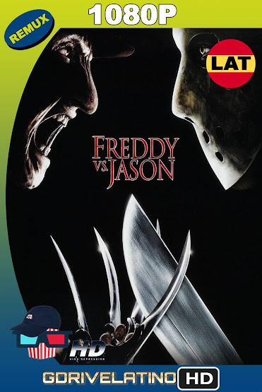 Freddy vs Jason (2003) BDRemux 1080p Latino-Ingles MKV
