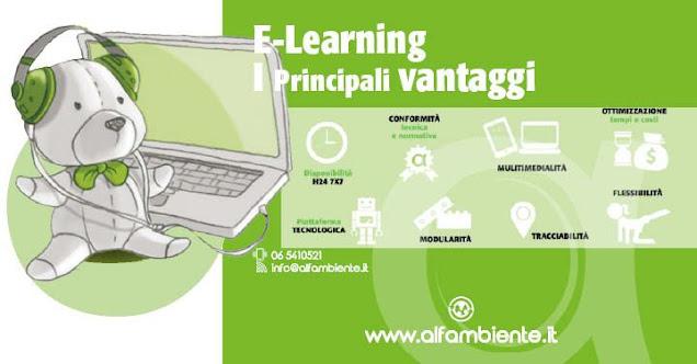 E-learning: principali vantaggi