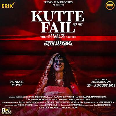Kutte Fail (2021) Punjabi 720p | 480p HDRip x264 750Mb | 300Mb