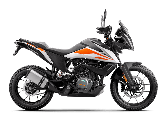 Spesifikasi KTM 390 Adventure