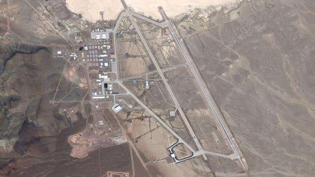 Зона 51: что находится внутри секретной военной базы?