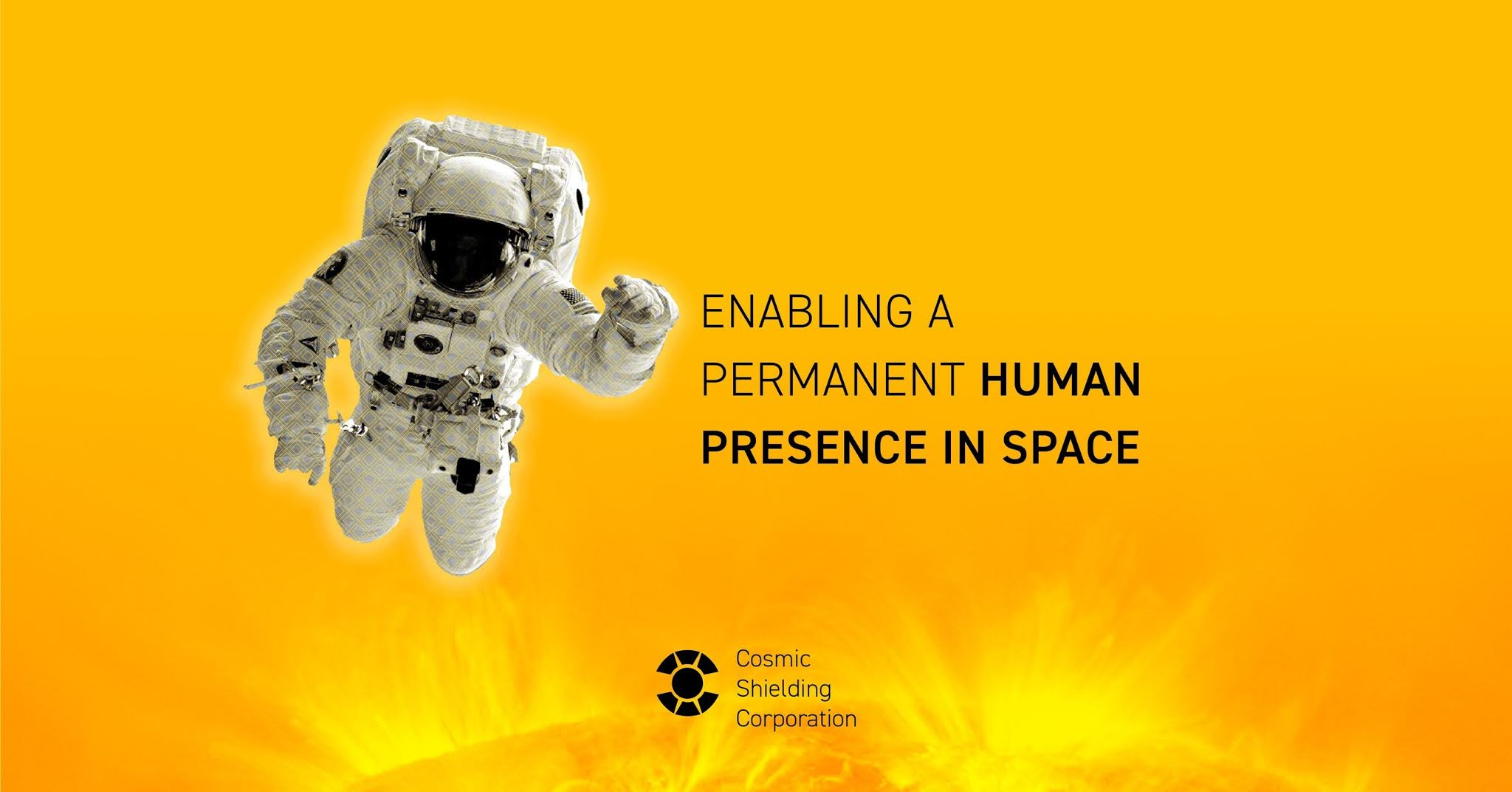Cosmic Shielding Corporation raises $1 million in pre-seed round to enable a permanent human presence in space