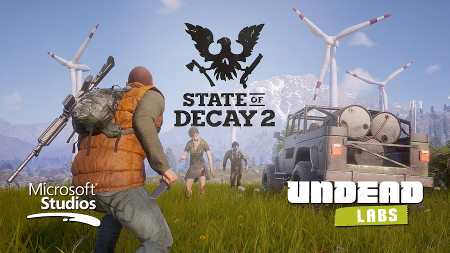 state of decay 2 release date may 22 2018 xbox one pc undead labs microsoft studios