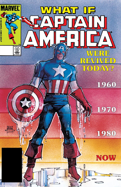 RELEMBRANDO: What if...? Marvel