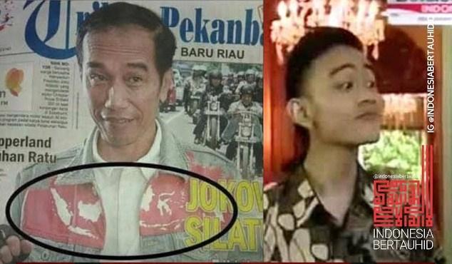 Maksud Hati Bela Bapaknya, Eh Anak Jokowi Malah Bikin Blunder Bapaknya
