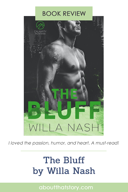 Book Review: The Bluff by Willa Nash | About That Story
