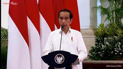 Ingatkan Pencegahan, Jokowi: RI Ranking Tertinggi Negara Paling Rawan Bencana