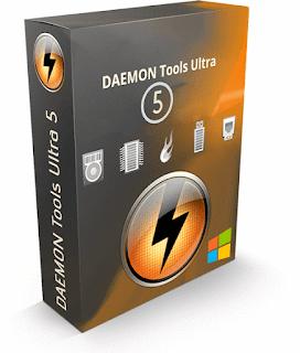 DAEMON Tools Ultra 5 v.5.1.0.0585 (Español)(Crea y Monta Imagenes ISO)