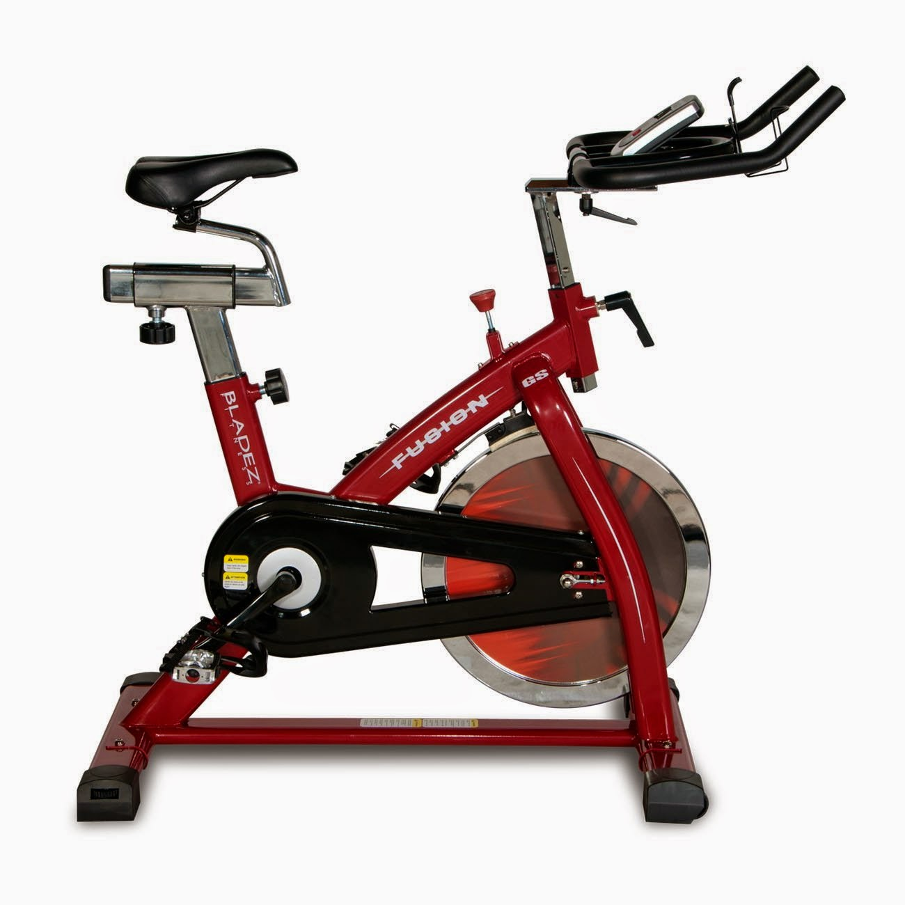 Exercise Bike Zone Bladez Fitness Fusion Gs Indoor Cycle