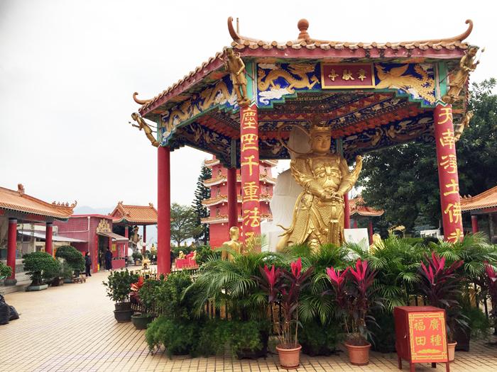 tempel nathan road hongkong