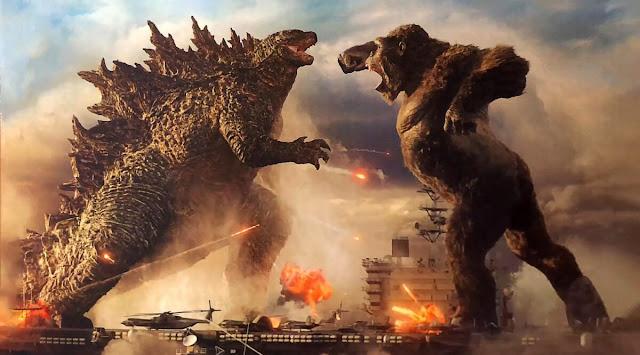 Análise Crítica – Godzilla vs Kong