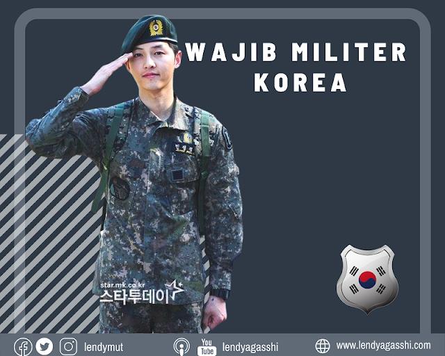 Wajib Militer di Korea