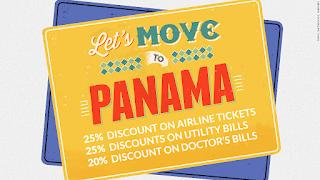 Panama - Trasferirsi - Pensionati - Visto permanente