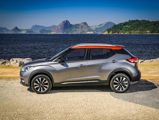 Car and Driver: Nissan Kicks eleito o melhor veículo - 2016