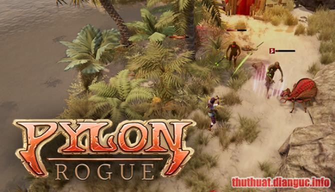 Download Game Pylon: Rogue Full Crack