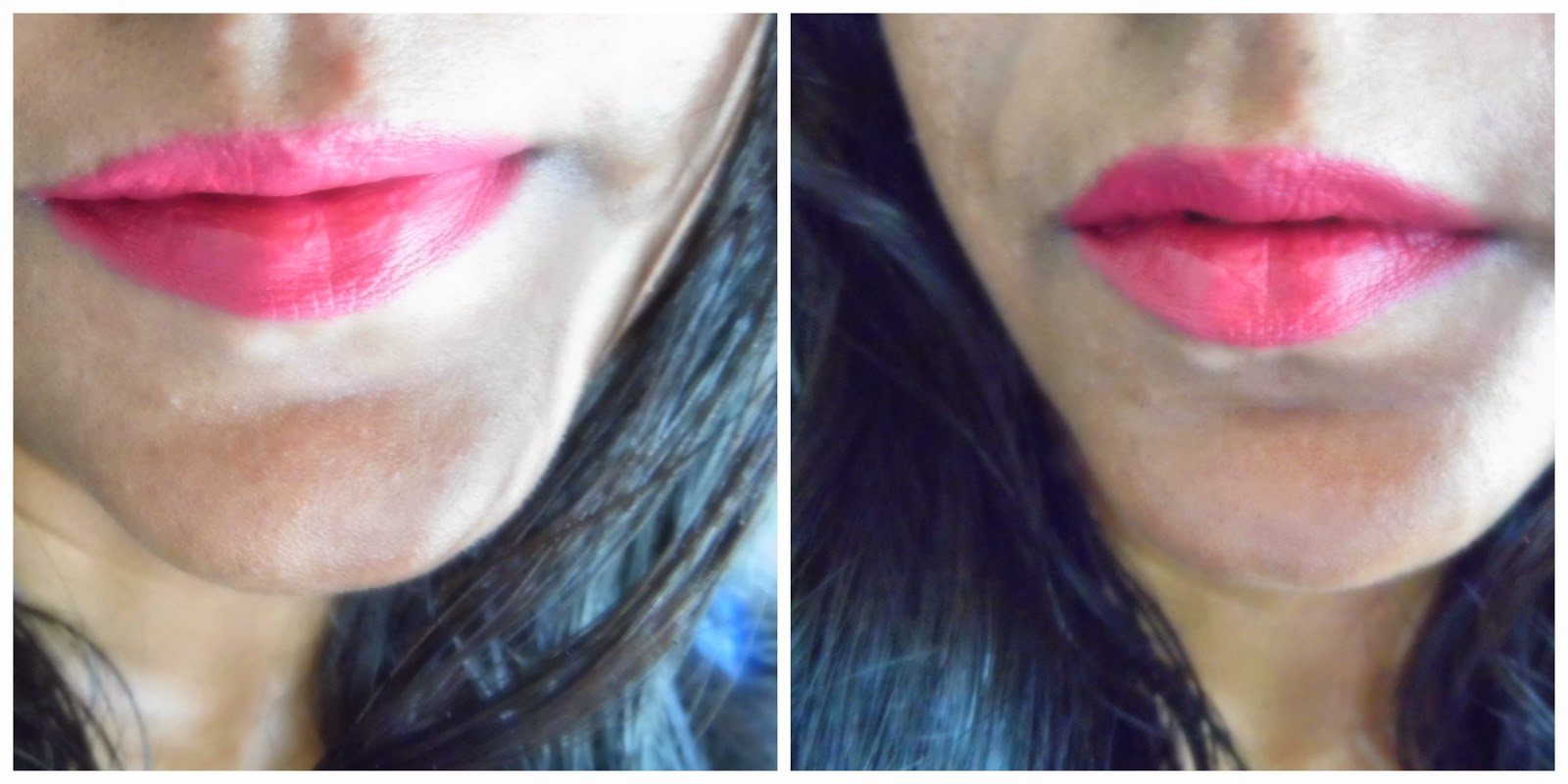 bright pink lipsticks