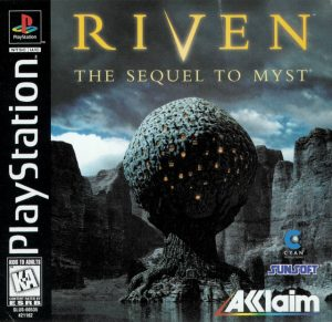Download Riven: The Sequel to Myst (1997) PS1