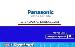 Lowongan Kerja Jakarta PT Panasonic Manufacturing Indonesia November 2020