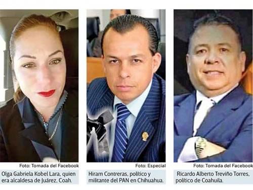 44 políticos han sido asesinados desde julio