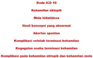 kode-icd-10-kehamilan-ektopik-mola-hidatidosa-abortus