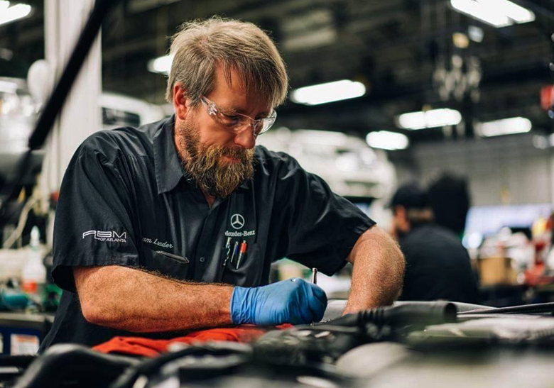 Mercedes-Benz Mechanic Houston