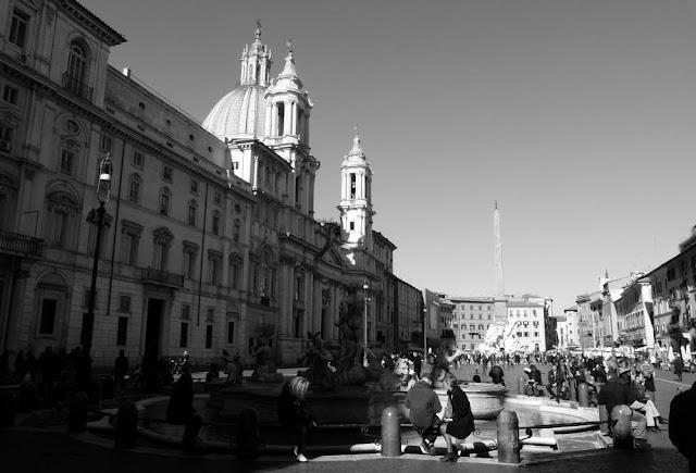 Piazza Navona wRzymie