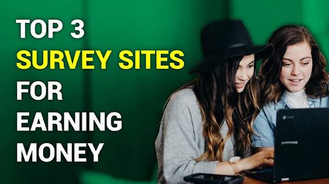 Best 3 paid survey sites