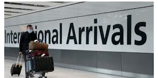 Tourists coming into UK now free from quarantine rules