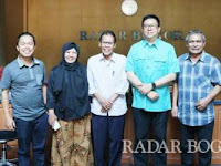 Ketua Dewan Pers Sebut Penyerangan Radar Bogor Jelas Melanggar Hukum, Polri Kok Enggak?